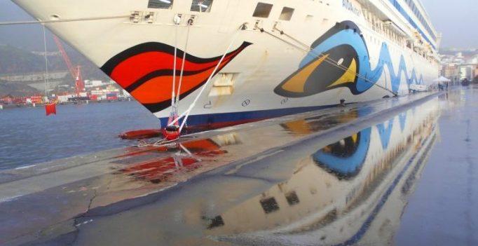 Kreuzfahrtschiff AIDAvita