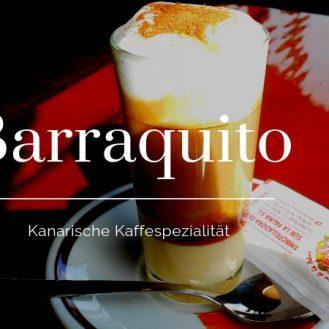 Kaffeespezialität - Barraquito