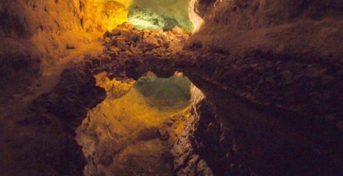 Lanzarote - Höhlen-Abenteuer