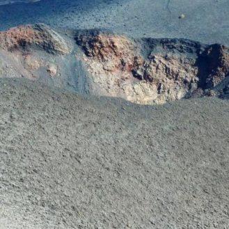 Vulkankrater Timanfaya