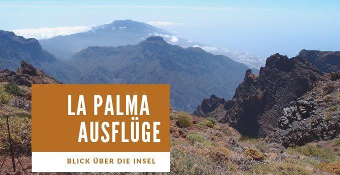 Blick über La Palma