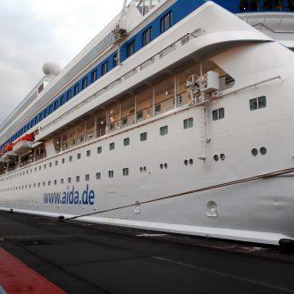 Kreuzfahrtschiff AIDA Flotte