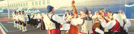Musikgruppe - Kanaren Kreuzfahrt